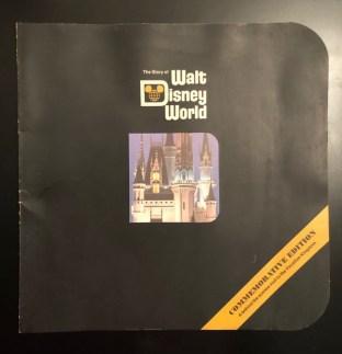 Image of the souvenir book