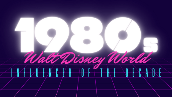 Lead image for the Walt Disney World Influencer of the Decade - The 1980s, Disney's Caribbean Beach Resort