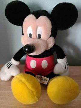 photo of original Pal Mickey Plush