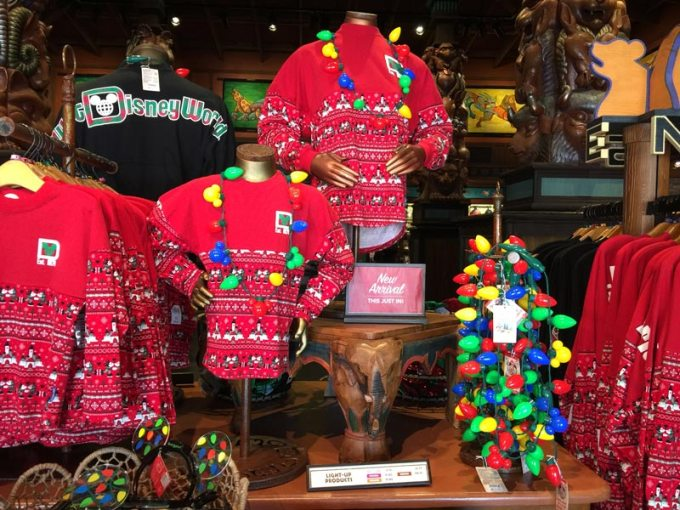 2017 disney world christmas merchandise wdw vacation tips