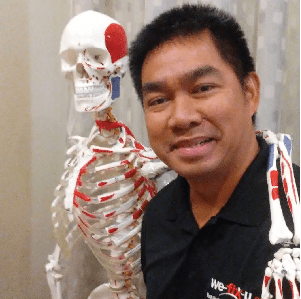 Victor, Registered Massage Therapist