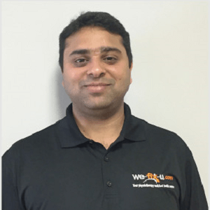Vikrant, Physiotherapist