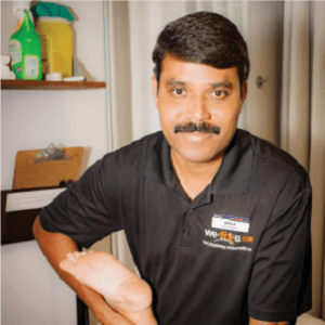 Bala, Director of Physiotherapy / Physiotherapist