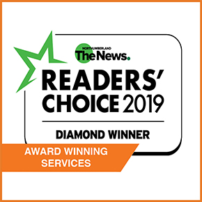 readers choice award 2019 logo