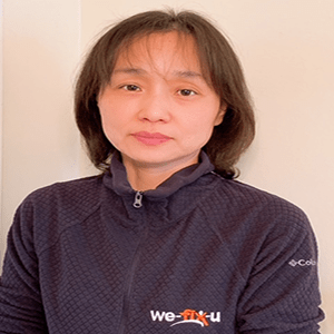 Justine, Resident Physiotherapist / Pelvic Health Therapist