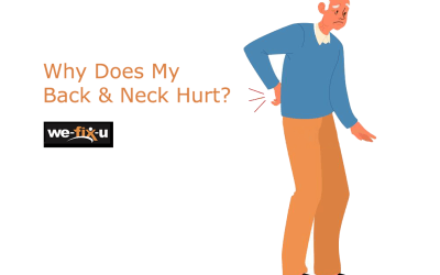 Why Does My Back & Neck Hurt?