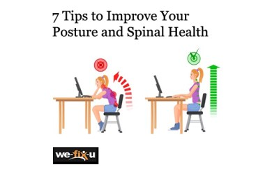 7 Tips to Improve Your Posture and Spinal Health with Physiotherapy