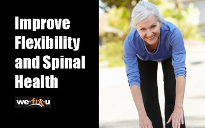 How Physiotherapy Can Improve Your Flexibility and Spinal Health