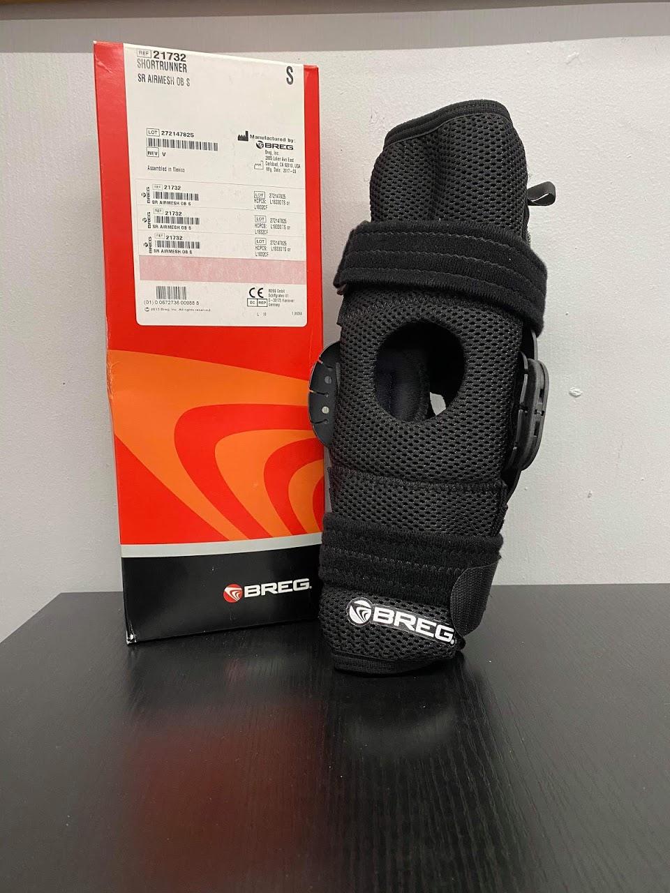 brace used to stabilize knee injury
