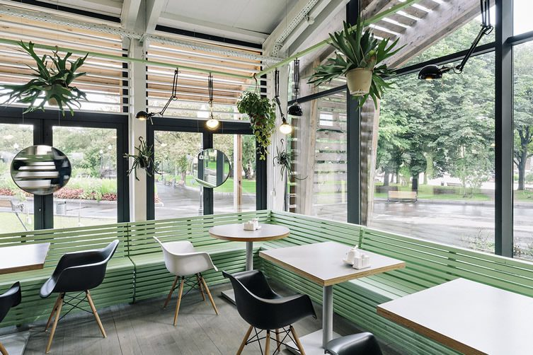 Bulka Bakery Gorky Park
