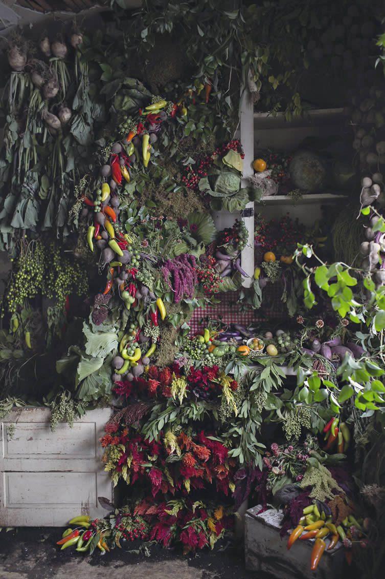Flower House, Detroit
