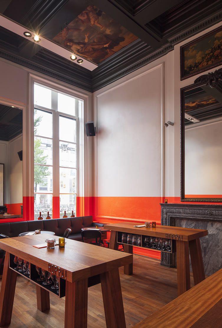HOPPA Craft Beer Bar At Odeon Amsterdam