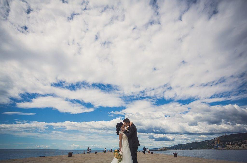 Manuela ed Erik – Matrimonio Hotel Pesek