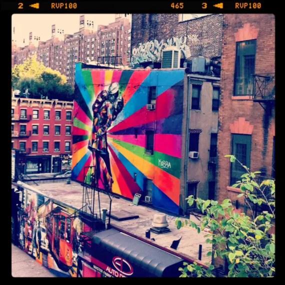 photos de New York The High Line