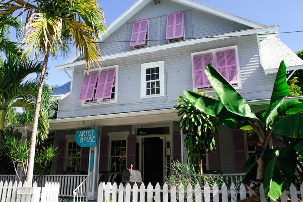 Artist House on Fleming key west