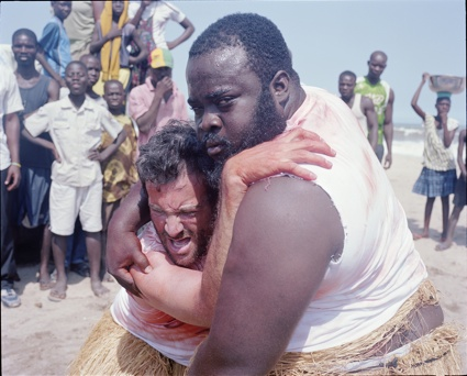 0Doug Fishbone, Elmina (Fight), 2010.jpg