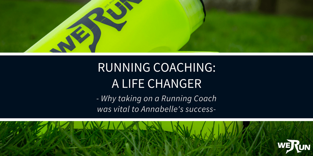 running coaching life changer