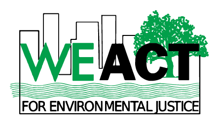 WE ACT for Environmental Justice - Empowering Communities to Power Change logo