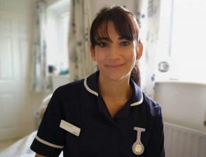 Photo of care home manager Jacqui Vassall