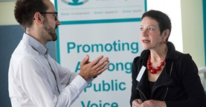 Engaging patients and the public