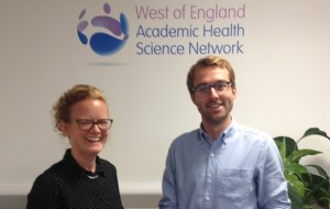 Kate and ben - our Innovation and Growth Project Managers