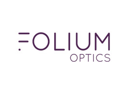 Folium Optics logo