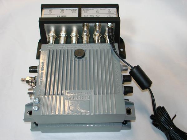 directv swm16  swm 16 single wire multiswitch amps  parts
