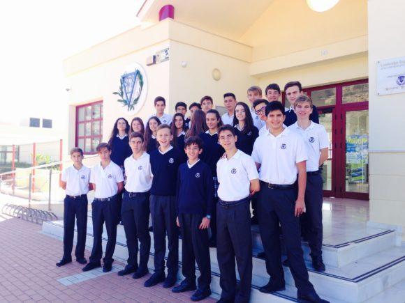 El equipo de WeAlborán del curso 2016/2017