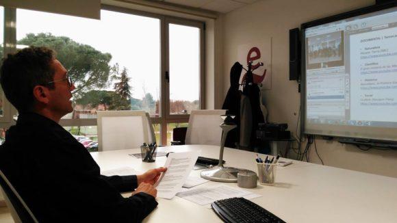 WeAlboran - Taller de realización de documentales con Gabriel Rosenthal
