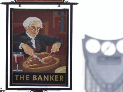 Three Charts Show How A Handful of Banks Came To Dominate The UK