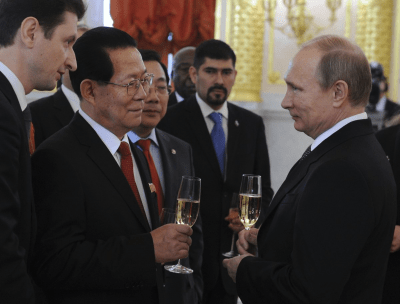North Korea And Russia's Latest Deal Undermines America's 'Weaponization Of Finance' Plan