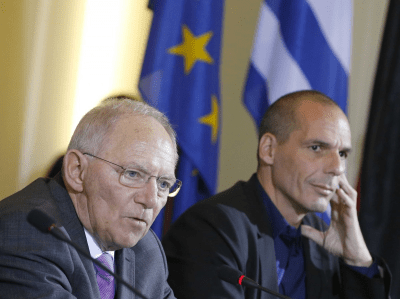 Greece's hopes for a quick deal are getting smashed to pieces