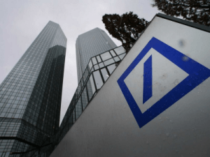 Deutsche Bank just purged its leadership and appointed a new CEO