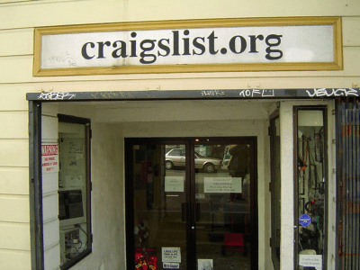 It's probably not a great idea to invest your money in something you see on Craigslist