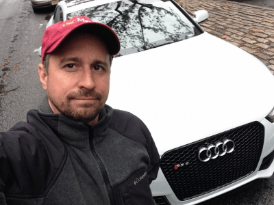 The Audi RS5 is the greatest bad weather luxury sports car money can buy