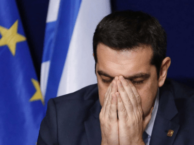 Greek Prime Minister Alexis Tsipras says the Troika didn't accept his proposals