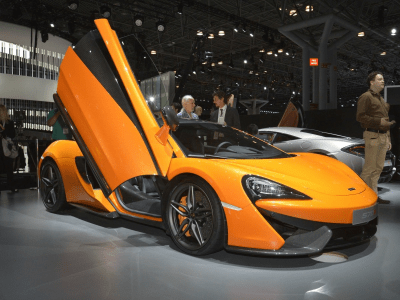 Young, wealthy Asians made McLaren's sales rocket