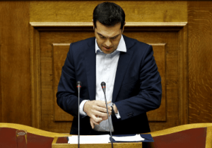 S&P DOWNGRADES GREECE, PUTS GREXIT ODDS AT 50%, WARNS DEFAULT COULD HAPPEN IN 6 MONTHS + MORE