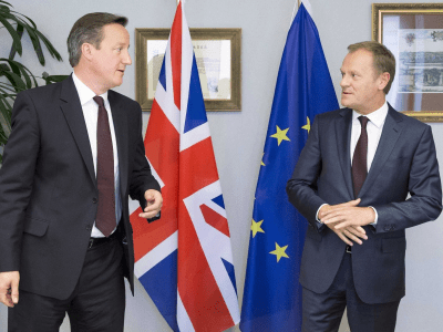 A major lobby group just unveiled a list of needed 'revolutionary' reforms to stop Britain leaving the EU