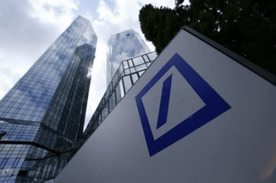 German watchdog says Deutsche Bank has catching up to do