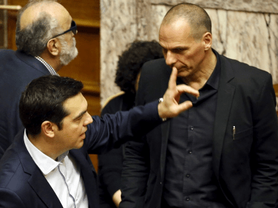 Greece has asked for a new 2-year bailout (GREK)