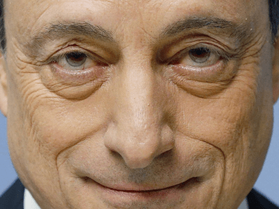 LARRY SUMMERS: I only like Mario Draghi right now