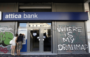 """GREECE LATEST-Finance ministers meet for """"exceptionally difficult"""" talks on Greece + MORE"""