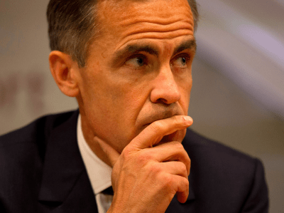 The Bank of England built a Twitter tool to predict bank runs but it screwed up for a really weird reason