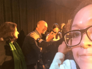 I went to an anti-austerity rally with Yanis Varoufakis where adult women were brought to tears