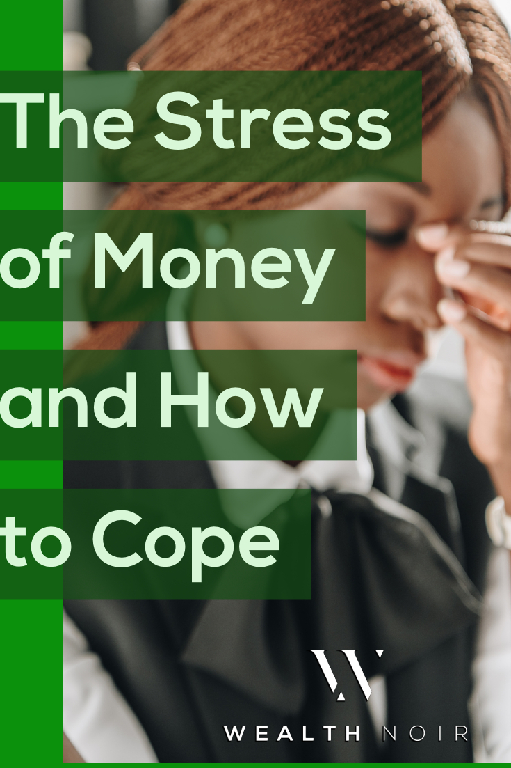 The Stress of Money and How to Cope