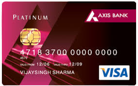 Axis Bank Easy Credit Card