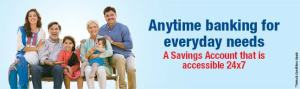HDFC zero balance saving account