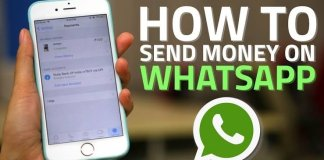 how whatsapp pay works