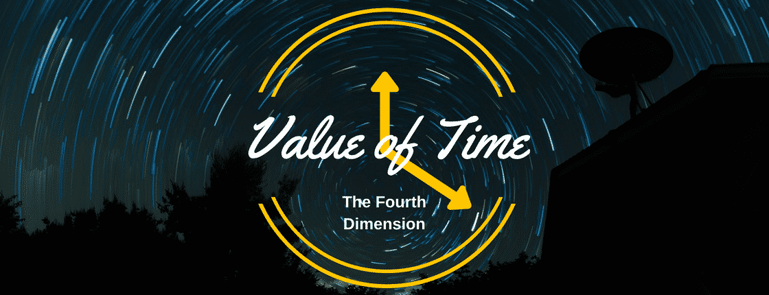Value of Time: The Fourth Dimension of Wealth